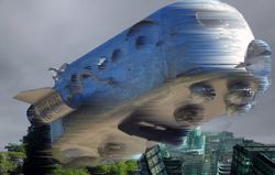 Grim Love Bus - catch more Speculative Fiction at Fingerpress